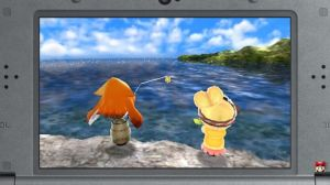 StreetPass Fishing