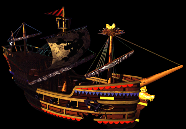 Gangplank Galleon