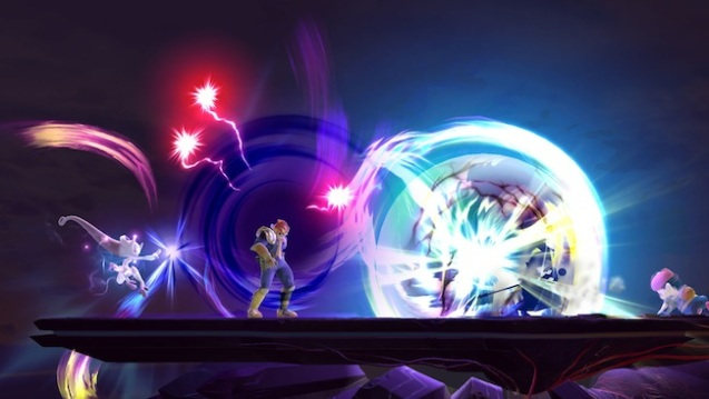 Mewtwo Final Smash