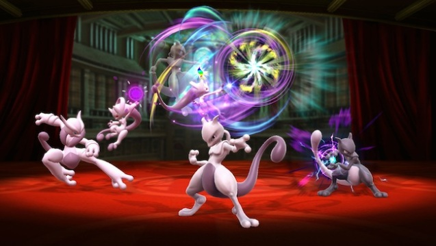 Mewtwo trophies