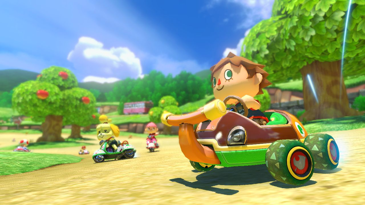 New Courses New Characters 200cc Class And Amiibo Support For