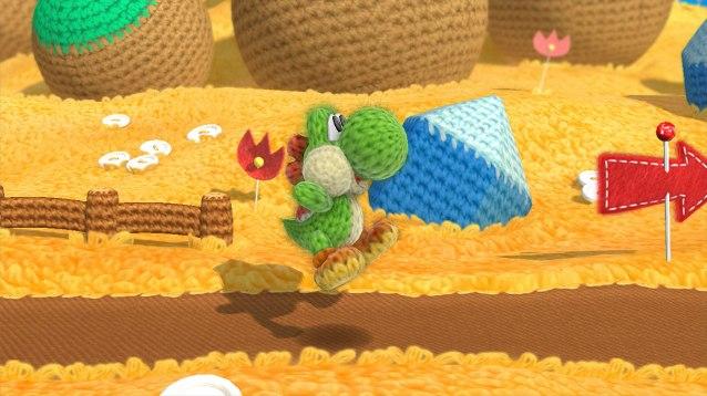 Yoshi's Wooly World