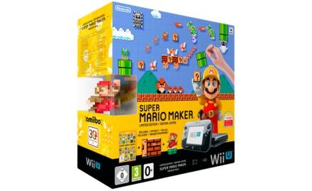 Super Mario Maker Wii U Premium Pack