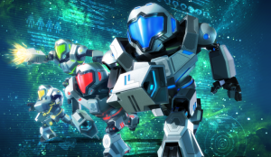 Blast Ball will be available to play on Metroid Prime: Federation Force
