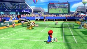 Mario Serve