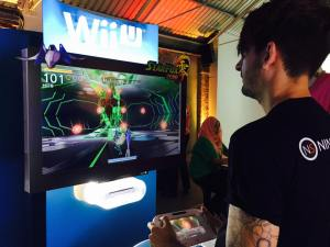 NS Preview Post E3 hands on with Star Fox Zero Wii U 03