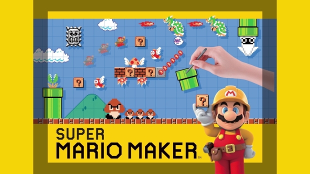 NS Preview Post E3 hands on with Super Mario Maker Wii U 01