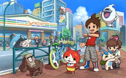 NS Preview Post E3 hands on with Yo-Kai Watch 3DS 03