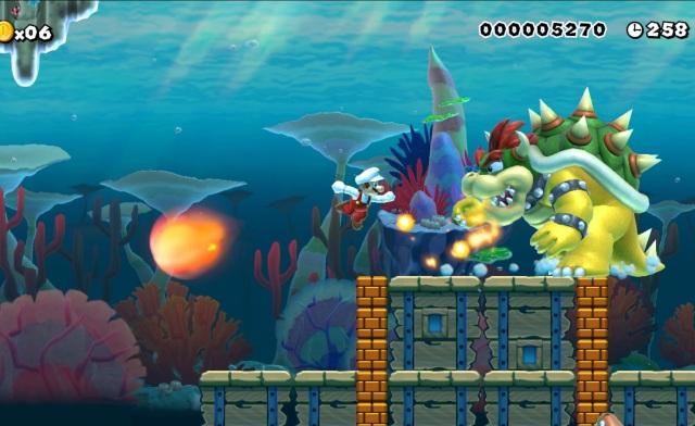 Nintendo Wii U Super Mario Maker Overview Video