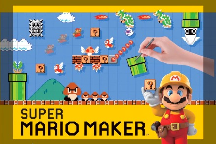 Super Mario Maker Nintendo Wii U 1 million copies