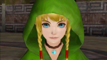 Linkle - female Link