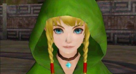 Linkle - female Link