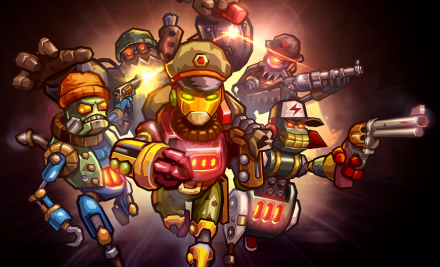 NS Review - SteamWorld Heist (3DS) FEATURE