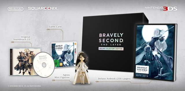 Bravely Second Limited Edition