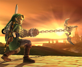 Twilight Princess HD Claw Shot