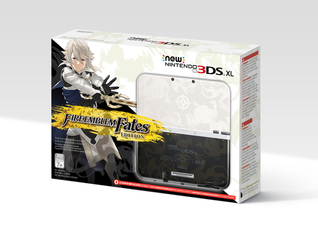 Fire emblem fates 3ds xl
