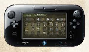 Twilight Princess HD gamepad screen weapons