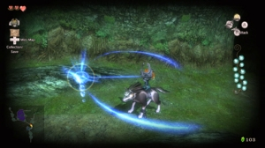 Twilight Princess HD tear of light