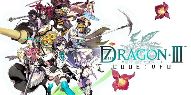 7th Dragon III Code: VDF