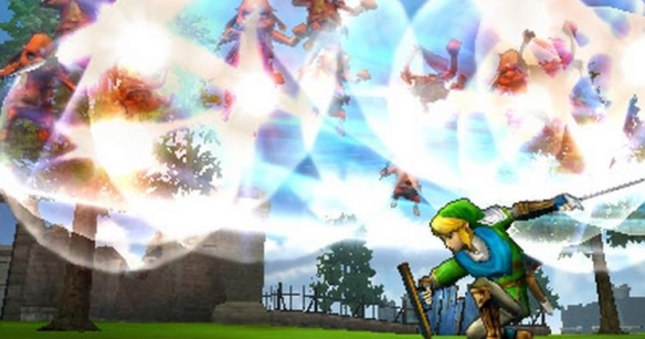 Ns Review Hyrule Warriors Legends 3ds Nintendo Scene