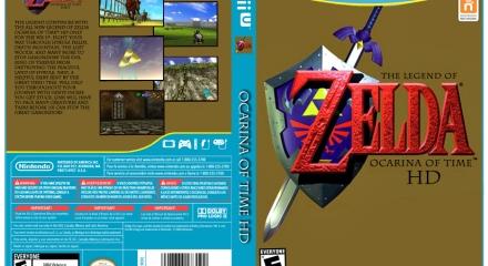 Zelda Ocarina of Time HD