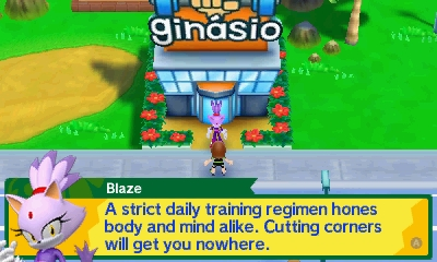 blaze training