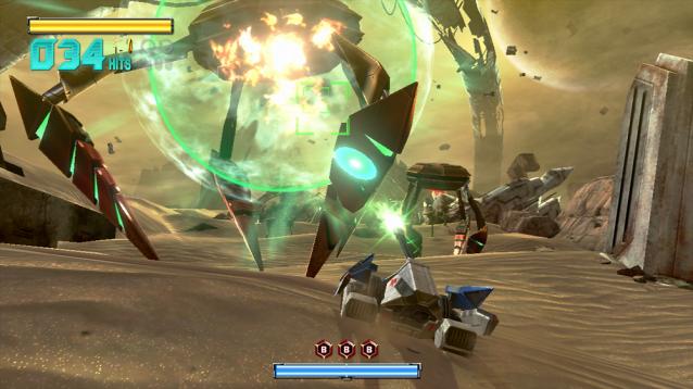 NS Review - Star Fox Zero (Wii U) 02