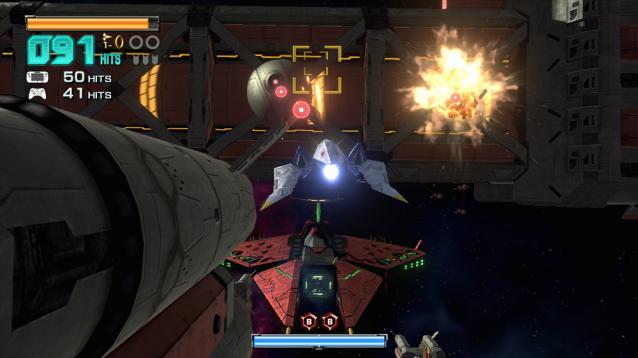 NS Review - Star Fox Zero (Wii U) 03
