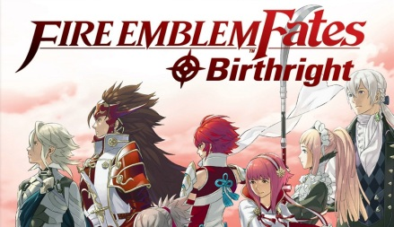 NS Review - Fire Emblem Fates Birthright 3DS Feature