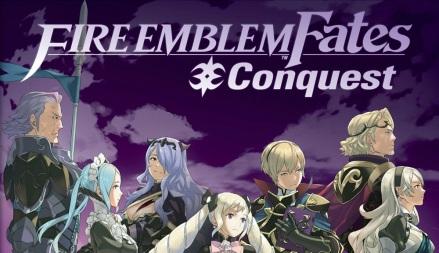NS Review - Fire Emblem Fates Conquest 3DS Feature