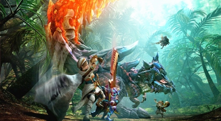 Monster Hunter Generations Preview