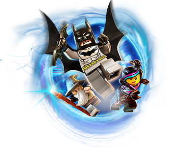 Become a lego in Lego Dimensions. To be honest I have no idea what to write here I've never personally played the game