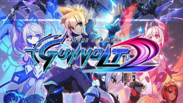 Azure Striker GUNVOLT 2
