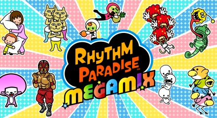 Rhythm Paradise Megamix Preview 3DS