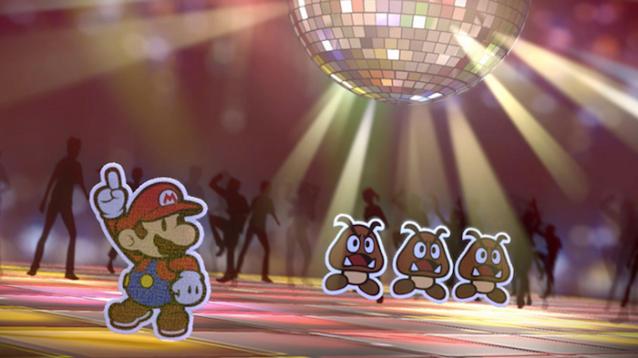 Dance! Goomba Wonderland!