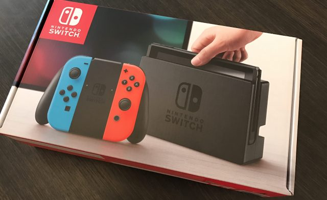 Nintendo Switch Unboxing and Preview