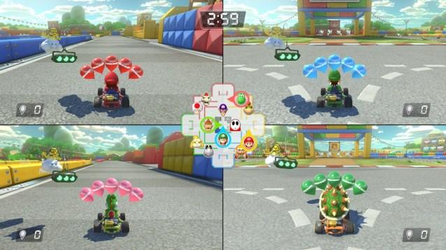 Mario Kart 8 Deluxe Review