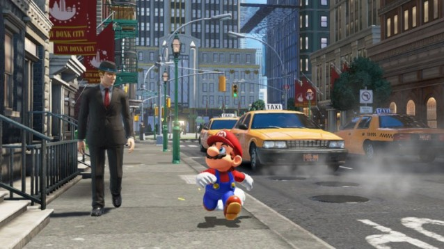 Super Mario Odyssey - hands on preview