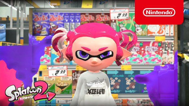 Splatoon 2 Gets New Maps Gear Hairstyles Music Modes And More