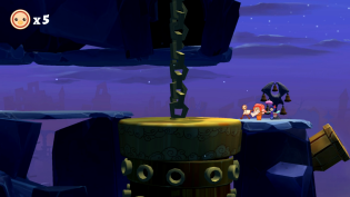 This bell will crush me if I stand on it