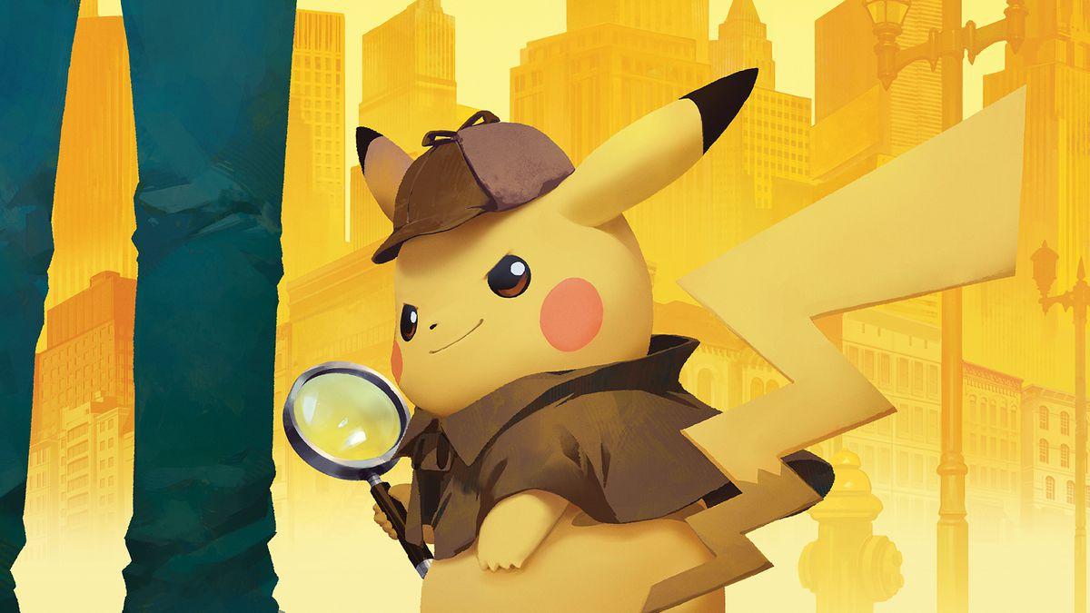 NS Review – Detective Pikachu (3DS)