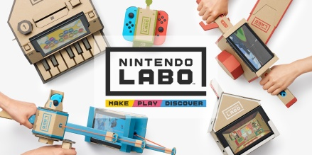 Nintendo Labo Hands on preview