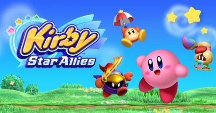 Kirby Star Allies Switch Review