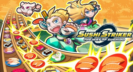 Sushi Striker: The Way of Sushido review
