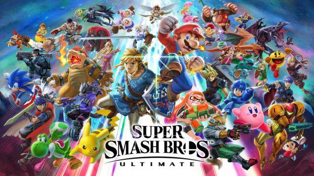 Nintendo E3 2018 Super Smash Bros. Ultimate