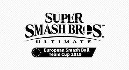 SUPER SMASH BROS. ULTIMATE SMASH BALL TEAM CUP