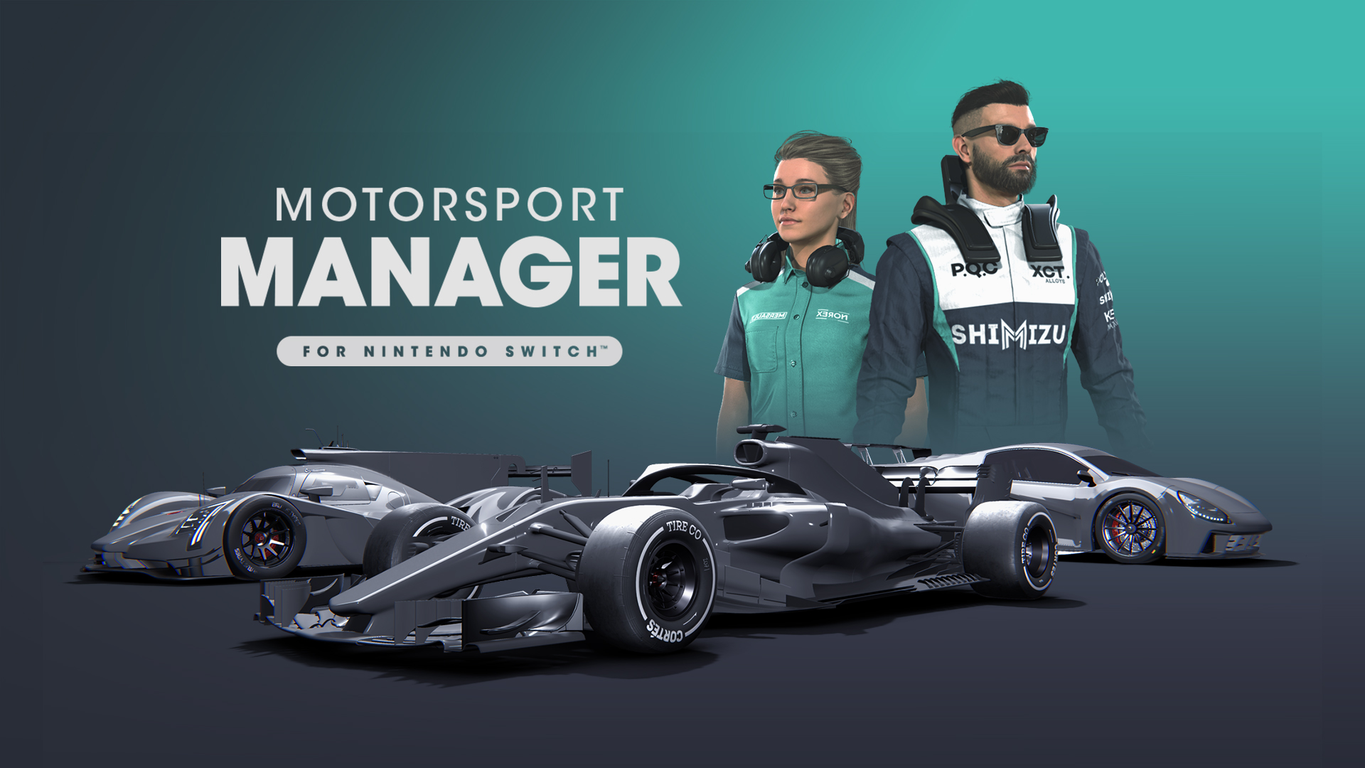 Motorsport Manager for Nintendo Switch Review