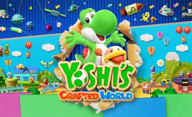 Yoshis Crafted World Nintendo Switch Review