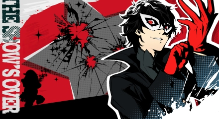 Joker Persona 5 Super Smash Bros. Ultimate DLC