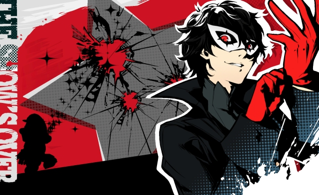 Joker Persona 5 Super Smash Bros. Ultimate DLC